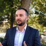 Прес конференција на пратеникот Миле Лефков