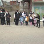 Протест поради криминалот и разбојништвата