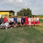 """Ветераните на """"Младост"""" Оризари, играа фудбал и се дружеа"""