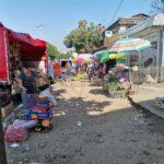 Зеленото пазарче на Автобуската – на раскопано
